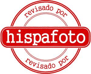Sello de Hispafoto para productos de segunda mano