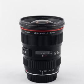 Objetivo Canon EF 17-35mm f2.8 L USM con Garantía*