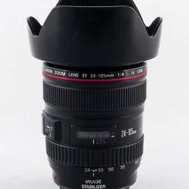 Objetivo Canon EF 24-105mm f4 L IS USM con Garantía*