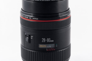 Canon EF 28-80mm f2.8-4 L USM frontal