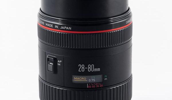 Objetivo Canon EF 28-80mm f2.8-4 L USM con Garantía*