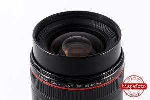 Canon EF 28-80mm f2.8-4 L USM lente posterior