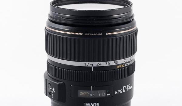 Objetivo Canon EF-S 17-85mm f4-5.6 IS USM con Garantía*