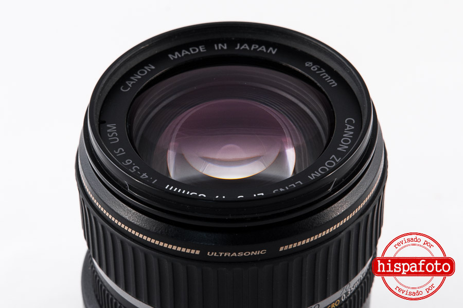 Canon EF-S 17-85mm f4-5.6 IS USM