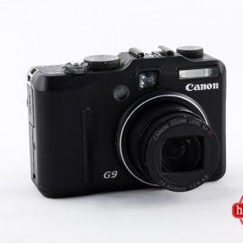 Cámara Canon PowerShot G9 con Garantía*