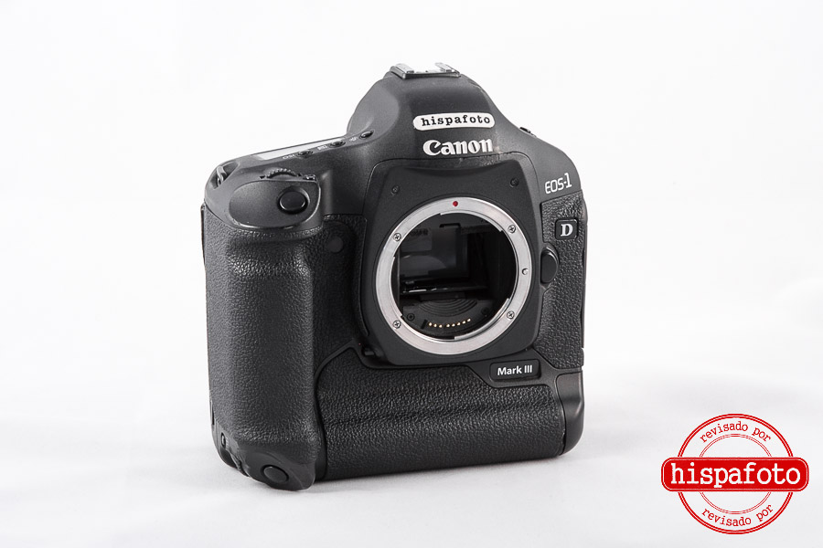 Canon Eos 1D Mark III frontal