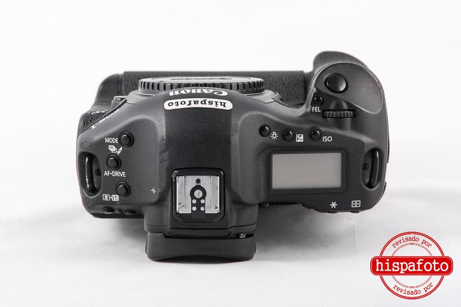 Canon Eos 1D Mark III superior