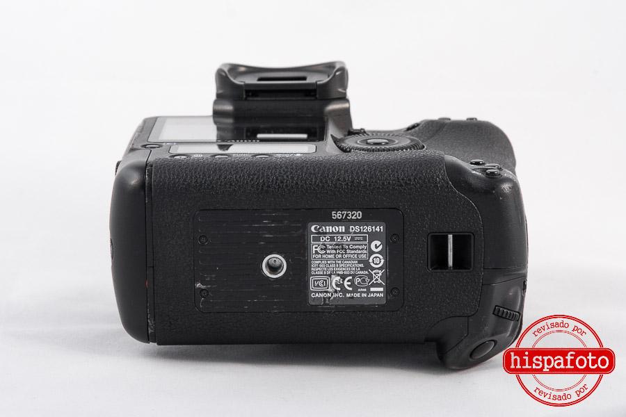 Canon Eos 1D Mark III inferior