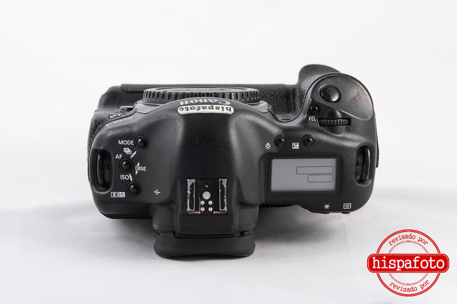 Canon Eos 1D Mark II superior