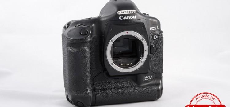 Cámara Canon 1D Mark II con Garantía*