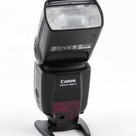 Flash Canon Speedlite 580EX II con Garantía*