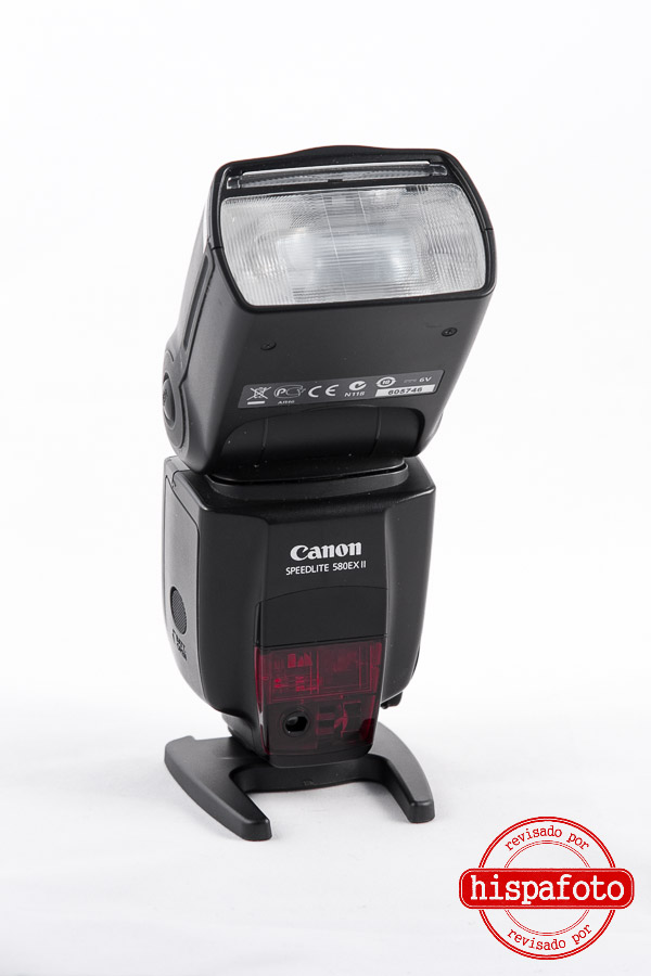 Canon Speedlite 580EX II frontal