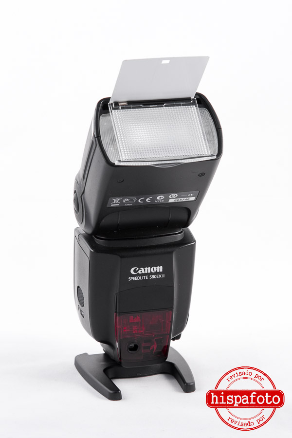 Canon Speedlite 580EX II difusor