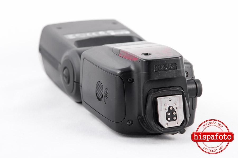 Canon Speedlite 580EX II zapata