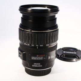 Objetivo Canon EF 28-135 F/ 3.5-5.6 IS USM con Garantía*