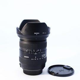 Objetivo SIGMA ZOOM 24-135mm F/2.8-4.5 (para Canon)