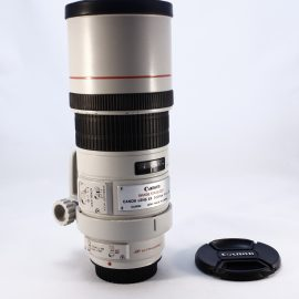 Objetivo Canon EF 300 F/4 L IS USM con Garantía*