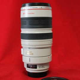 Objetivo Canon EF 100-400 F/ 4.5-5.6 IS USM con Garantía*